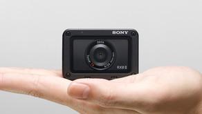Sony presenta RX0 II la Mini Vlogger Cam professionale! Per chi cerca leggerezza, trasportabilità, r