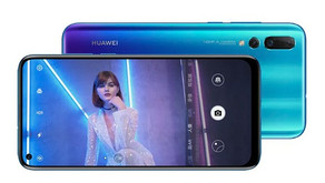 """Huawei passa al """"Hole-Punch"""" con il Nove 4."""
