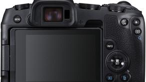 Annunciata la nuova Canon EOS RP:  Fotocamera mirrorless full-frame con convertitore EF nella confez