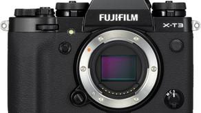 Fujifilm aggiorna il firmware della X-T3 per risolvere un problema che può verificarsi quando si sca