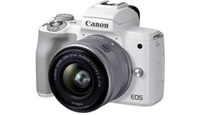 Aggiornata la Canon EOS M50 che arriva alla versione Mark II