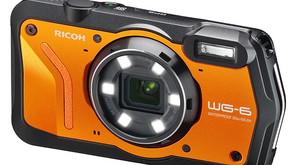 Ricoh annuncia una nuova fotocamera  rugged, la WG-6, e la G900 adatta ad usi industriali