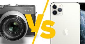 Perché scegliere una Fotocamera al posto di uno smartphone per immortalare i propri ricordi.