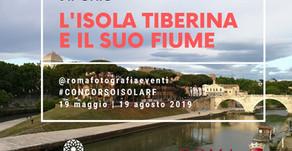 Concorso fotografico online Roma Fotografia - L'Isola Tiberina e il suo fiume