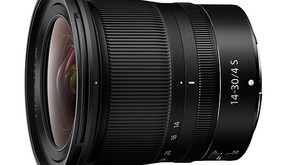 Nikon introduce uno zoom ultra-grandangolare 14-30mm f/4 con innesto Z-Mount.