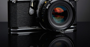 La Pentax MeSuper e le sue concorrenti   fotografia tradizionale a pellicola .
