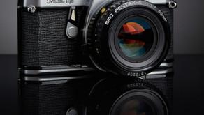La Pentax MeSuper e le sue concorrenti | fotografia tradizionale a pellicola .
