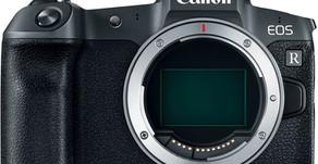 Canon rilascia l'aggiornamento del firmware per EOS R