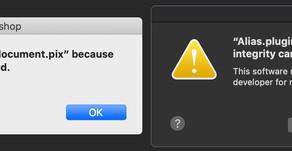 Aspettate ad aggiornare il vostro Mac con Catalina se utilizzate Photoshop o Lightroom