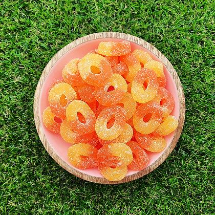 Peach Rings (Vegan) 200g