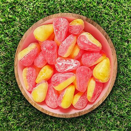 Sugar Free Pear Drops 200g (Vegan)