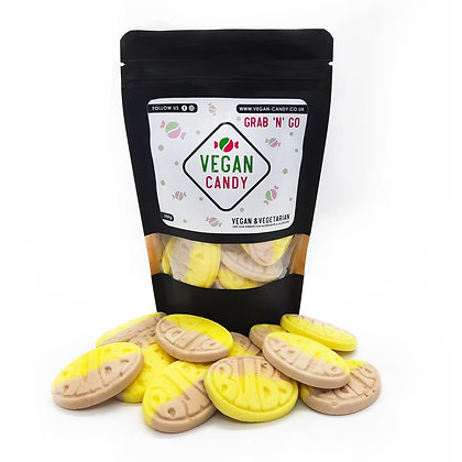Banana & Caramel Ovals 200g (Vegan)