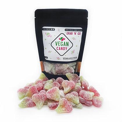 Fizzy Twin Cherries 200g (Vegan)