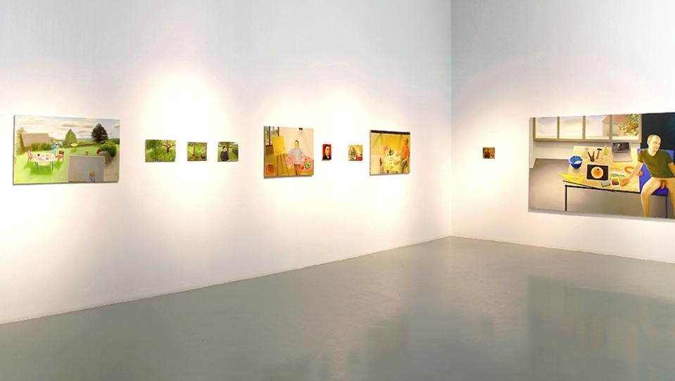 """Figures de l'Amour"" _ Amy Li Gallery _ Beijing China _ 2016"