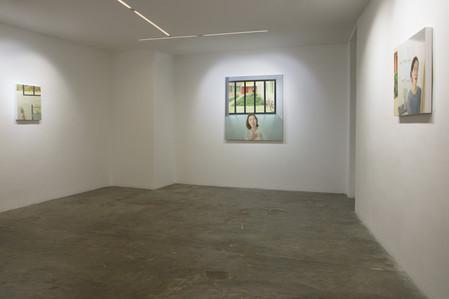 "_ ""inévitable clairière amie"" _ galerie guido romero pierini _ paris _ 2019"