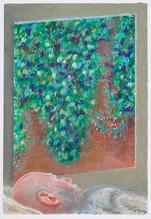 Petit dormeur_23x16cm_oil pastel on paper_2020