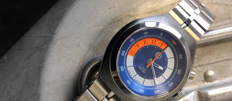 Eine der seltensten Komplikationen überhaupt – der Constantin-Weisz-Chronograph mit Regatta-Timer