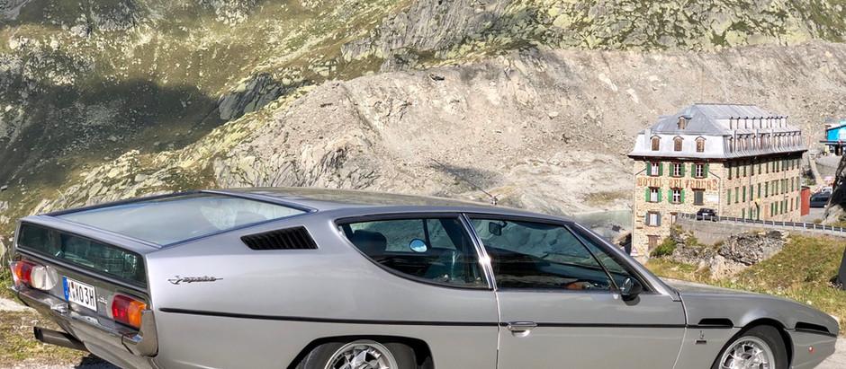 Ein echter Lamborghini für das Handgelenk