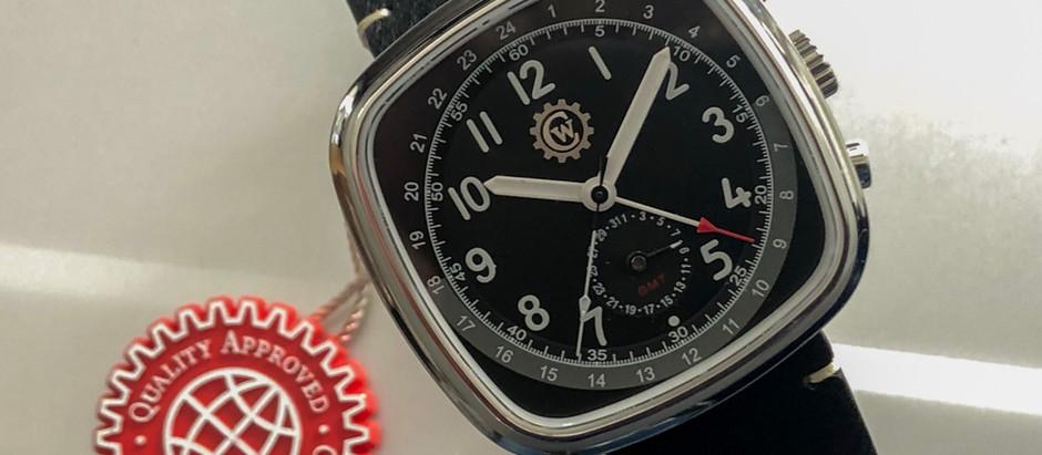 Ein echtes Dubois-Depraz-Werk in einer der schönsten Constantin-Weisz-Uhren!