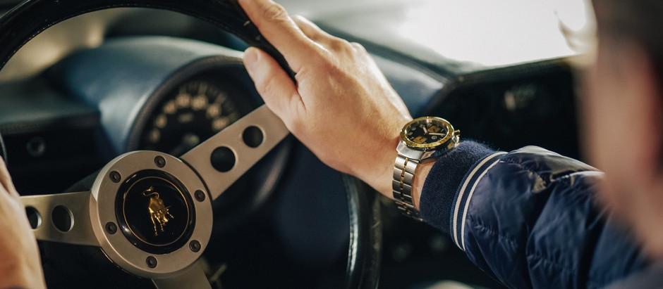 Italienisches Prestige: Sportliches Design aus Teilen eines Lamborghini Miura