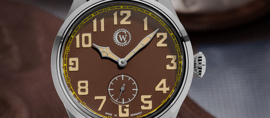 Big Pilot: Eine echte Piloten-Uhr mit historischem Uhrwerk
