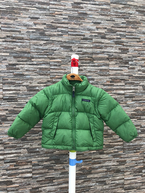 Land's End Down Jacket, 4T