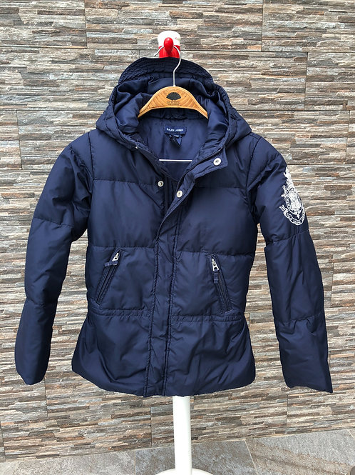 Ralph Laurent Down Jacket, 8/10T