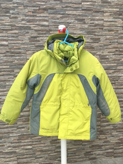 Land's End Down 3in1 Jacket, Size 6/7