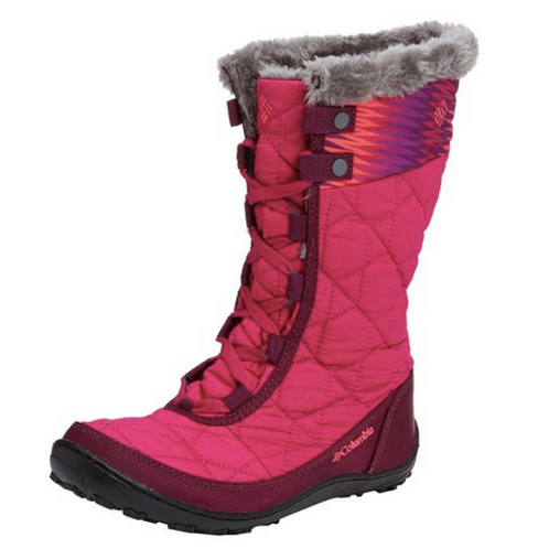 Columbia Minx Winter Boots, size US 6