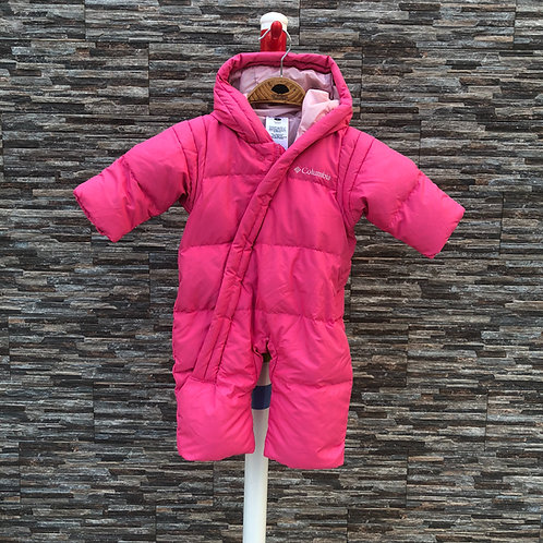 Columbia Down Snowsuit, 6m.