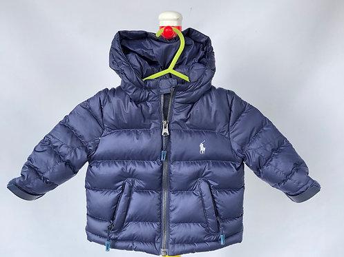Polo Ralph Laurent Down Jacket, 9m.