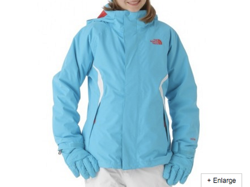 The North Face Boundary Triclimate Jacket, 7/8T
