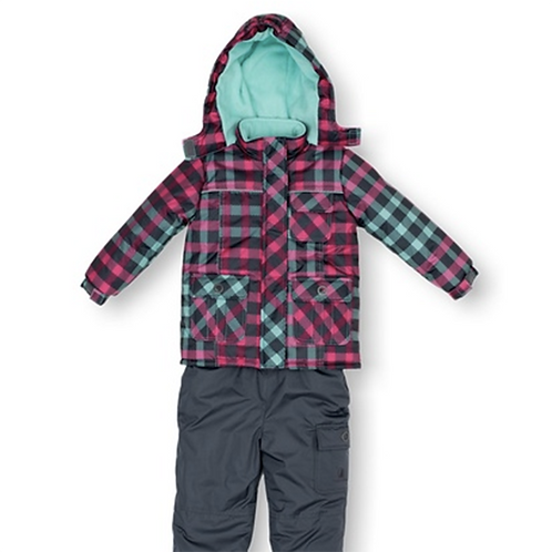 Rugged Bear Ski Jacket & Snow Pants, 3T