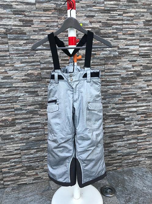 Cross Ski Pants, 4/6T