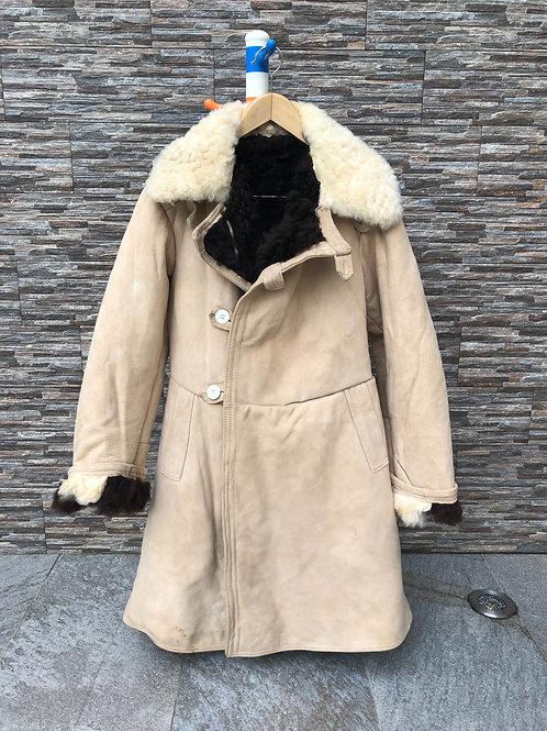 Sheepskin coat for extreme temperatures, M/L