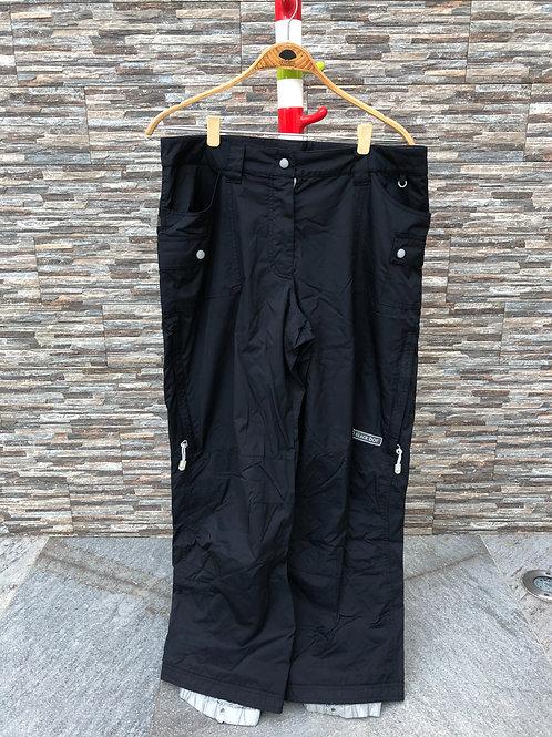 Black Dot Ski Pants, XL
