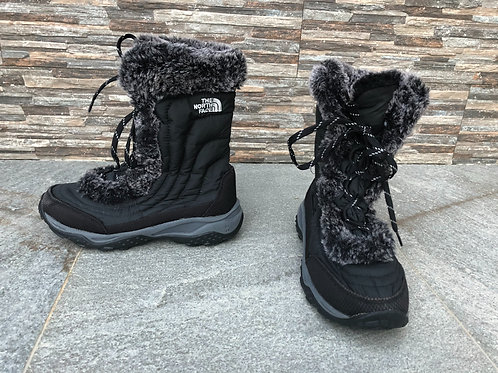 The North Face Nuptse Boots, size US 4