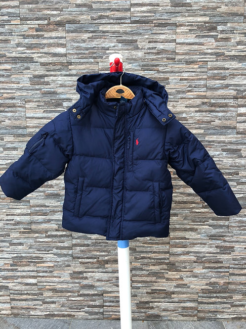 Polo Ralph Laurent Down Jacket, 4T