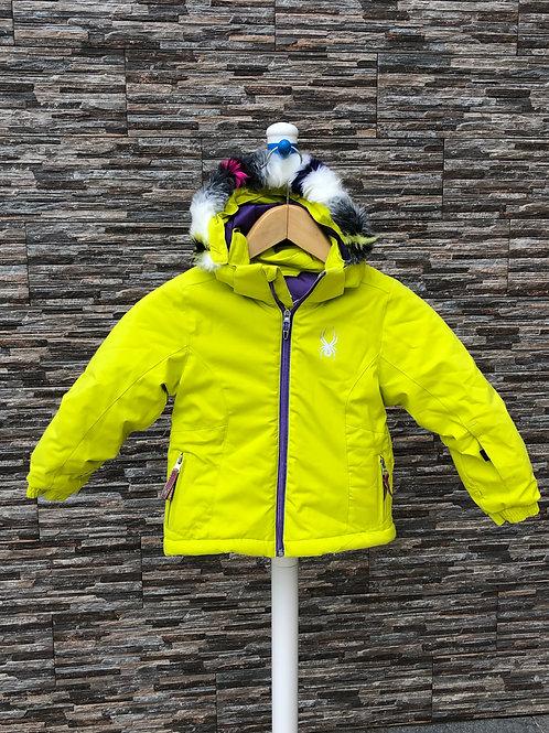 Spyder Ski Jacket, 4T