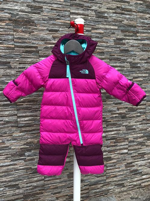 The North Face Snowsuit, 3-6m.