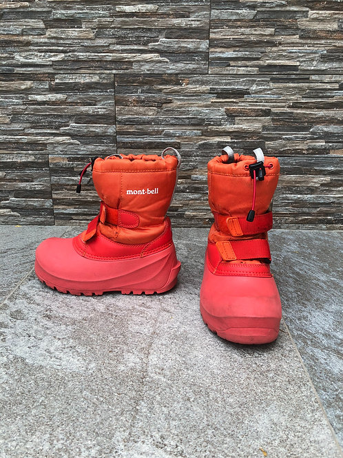 Mont-Bell Snow Boots, size US 1.5
