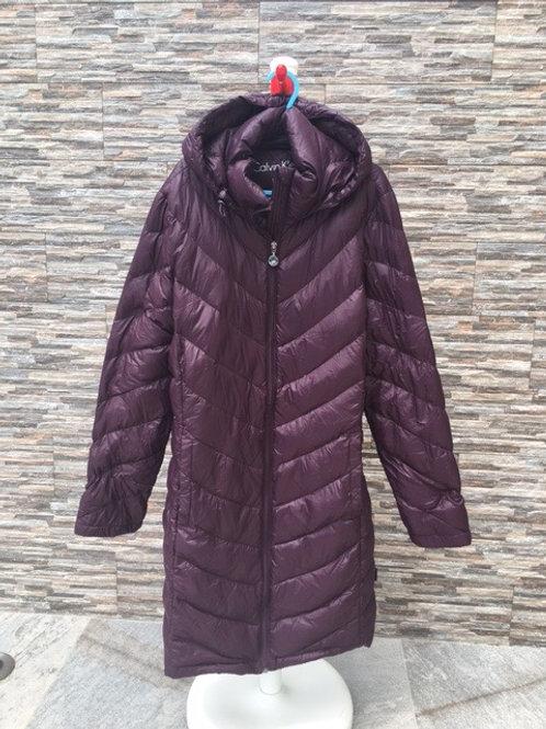 Calvin Klein Down Coat, Size L