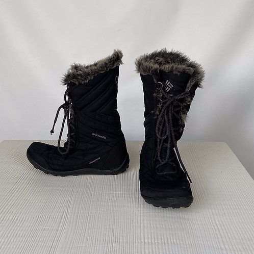 Columbia Winter Boots, size US 8.5