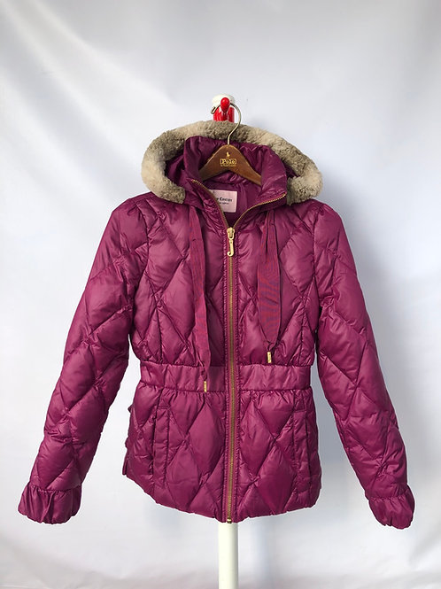 Juicy Couture Down Jacket, S
