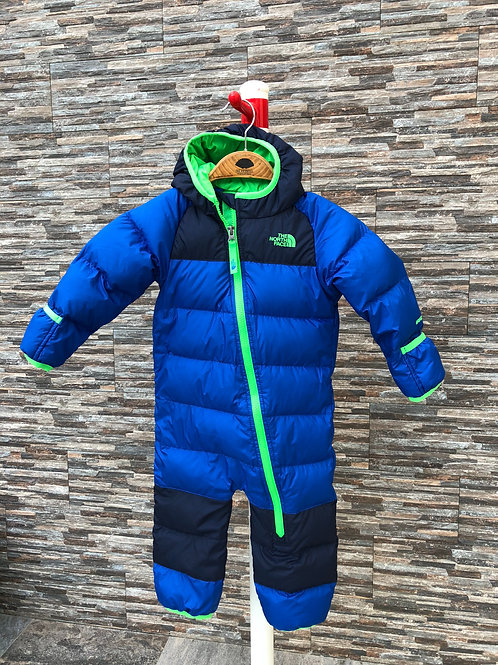 The North Face Down Suit, 12-18m.