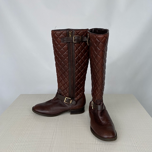 Vince CamutoLeather Boots, size US7.5
