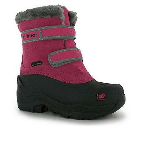 Karrimor Snow Boots, size US 2