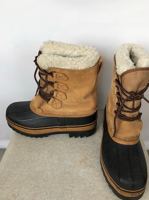 Itasca Snow Boots, size US 10