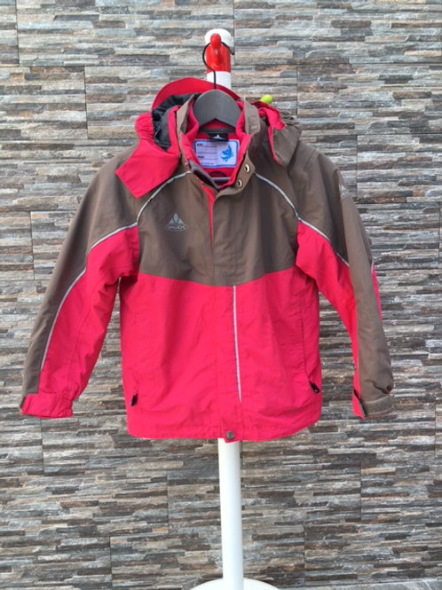VAUDE 3in1 Girls Jacket, 6T