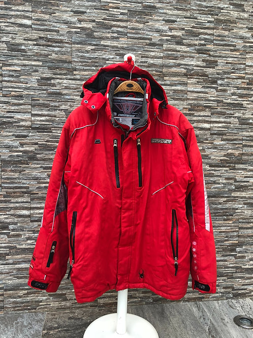 Spyder Men's Ski Jacket, XL